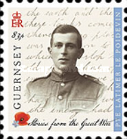 [The 100th Anniversary of the Beginning of World War I - Stories from the Great War, Typ BDW]