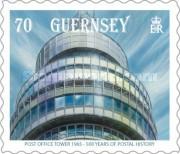 [500 Years of Postal History, Typ BGS]