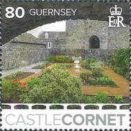 [EUROPA Stamps -  Palaces and Castles, Typ BIC]