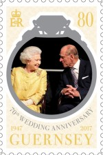 [The 70th Anniversary of the Wedding of Queen Elizabeth II and Prince Philip, Typ BJY]