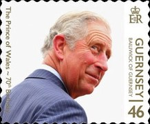 [The 70th Anniversary of the Birth of The Prince of Wales, Typ BLC]