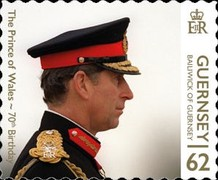 [The 70th Anniversary of the Birth of The Prince of Wales, Typ BLD]