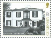 [Architecture by John Wilson, 1781-1866, type BMF]