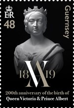 [The 200th Anniversary of the Birth of Queen Victoria, 1819-1901, type BMP]