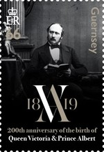 [The 200th Anniversary of the Birth of Queen Victoria, 1819-1901, type BMR]
