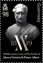 [The 200th Anniversary of the Birth of Queen Victoria, 1819-1901, Typ BMU]