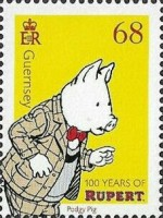 [The 100th Anniversary of Rupert Bear, Typ BPA]