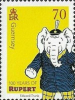 [The 100th Anniversary of Rupert Bear, Typ BPB]