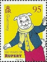 [The 100th Anniversary of Rupert Bear, Typ BPD]