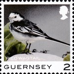 [Definitives - Guernsey Birds, type BQK]