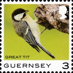 [Definitives - Guernsey Birds, type BQL]