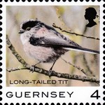 [Definitives - Guernsey Birds, type BQM]