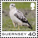 [Definitives - Guernsey Birds, type BQV]