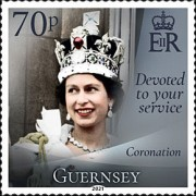 [Devoted to Your Service - The 95th Anniversary of the Birth of Queen Elizabeth II, type BRM]
