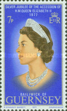 [Silver Jubilee of the Accession of H.M. Queen Elizabeth II, type DS]