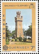 [EUROPA Stamps - Monuments, Typ EJ]