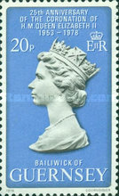 [The 25th Anniversary of the Coronation of H.M. Queen Elizabeth II, Typ EK]