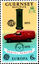 [EUROPA Stamps - Post & Telecommunications, type FK]