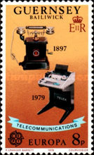 [EUROPA Stamps - Post & Telecommunications, Typ FL]