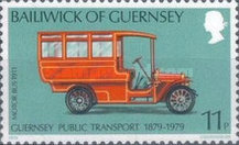 [The 100th Anniversary of the Public Transport, type FO]