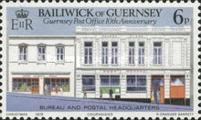 [The 10th Anniversary of the Guernsey Post Office, Typ FQ]