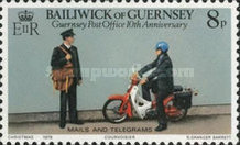 [The 10th Anniversary of the Guernsey Post Office, Typ FR]