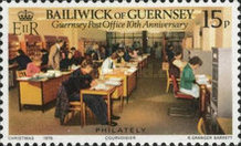 [The 10th Anniversary of the Guernsey Post Office, Typ FT]