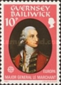 [EUROPA Stamps - Famous People, type FZ]