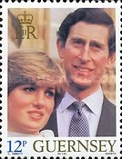 [Royal wedding, Lady Diana Spencer and Prins Charles, Typ GY]