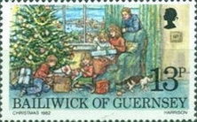 [Christmas Stamps, Typ HZ]