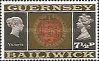 [Daily Stamps, type J1]