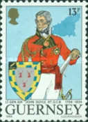 [The 150th Anniversary of the Death of General Major Sir John Doyle, Typ KA]