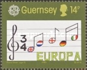 [EUROPA Stamps - European Music Year, Typ KM]