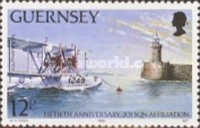 [The 50th Anniversary of the Guernsey Airport, Typ PQ]
