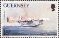 [The 50th Anniversary of the Guernsey Airport, Typ PR]