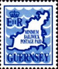 [Map over Guernsey, Typ QS]