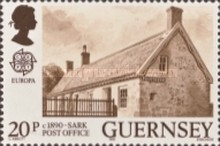 [EUROPA Stamps - Post Offices, type QT]