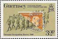 [The 150th Anniversary of the Stamps, Typ QZ]