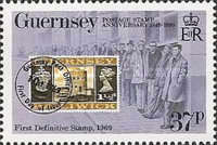 [The 150th Anniversary of the Stamps, Typ RB]