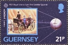[EUROPA Stamps - European Aerospace, type SD]