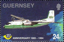 [The 25th Anniversary of Guernsey Post Office, Typ XB]