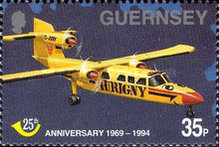 [The 25th Anniversary of Guernsey Post Office, Typ XC]