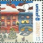 [Christmas Stamps, Typ YM]