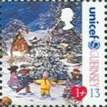 [Christmas Stamps, Typ YO]