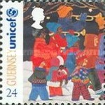 [Christmas Stamps, Typ YP]