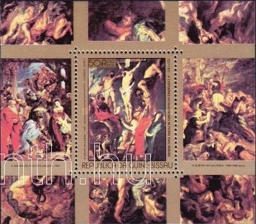 [Airmail - The 400th Anniversary of the Birth of Peter Paul Rubens, type ]