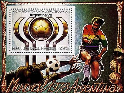 [Airmail - Football World Cup - Argentina, type ]
