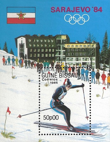 [Winter Olympic Games - Sarajevo, Bosnia and Herzegovina, Typ ]