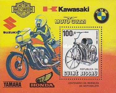 [The 100th Anniversary of Motorcycle, type ]