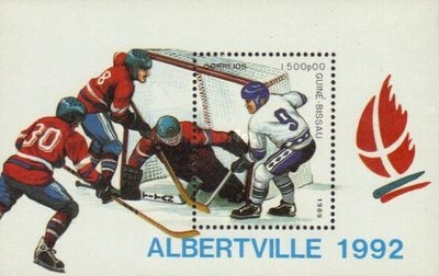 [Winter Olympic Games - Albertville, France, Typ ]